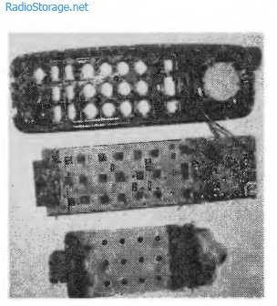 Реанимация клавиатуры радиотелефона