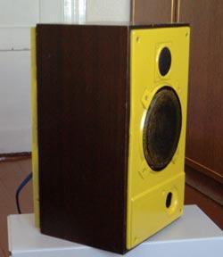 Ремонт динамиков Radiotehnika S30