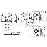 Схема УНЧ на лампах HI-FI класса А (лампы 2A3)