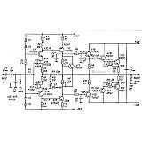 Каскадная схема ОИ-ОБ в усилителе мощности низкой частоты