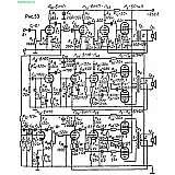 Схема трехполосного лампового УМЗЧ Г. Мудрецова на 6Н1П, 6П14П