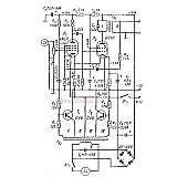 Батарейный проигрыватель Е. Додонова на лампах 6Ж5П, 6П1П