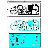 Регулятор температуры для паяльников на 4,5-15 В, без термодатчика