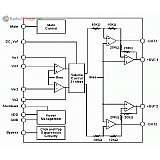 PT2305 - усилитель с регулятором громкости, характеристики, даташит