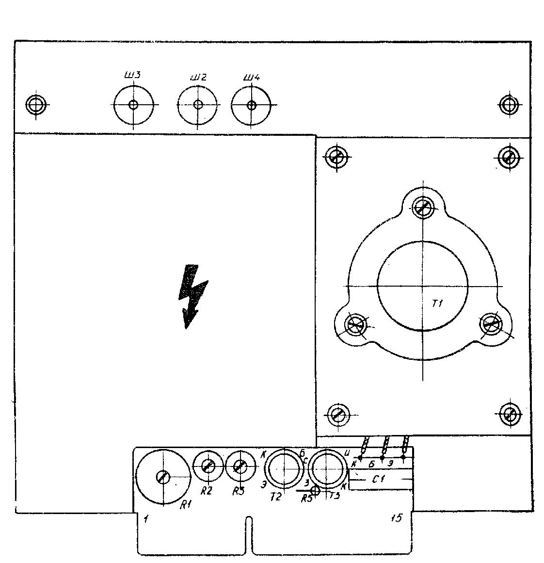 Калибратор для осциллографа