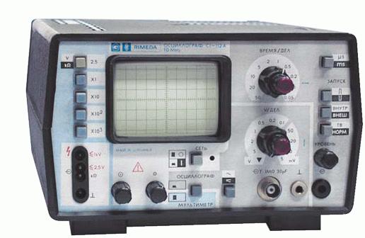 Осциллограф-мультиметр С1-112