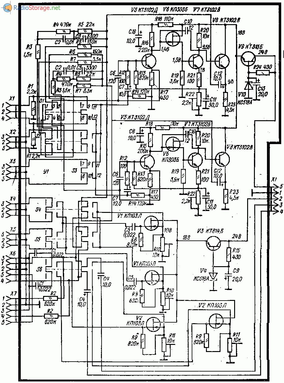 инструкция на усилитель одисей 001