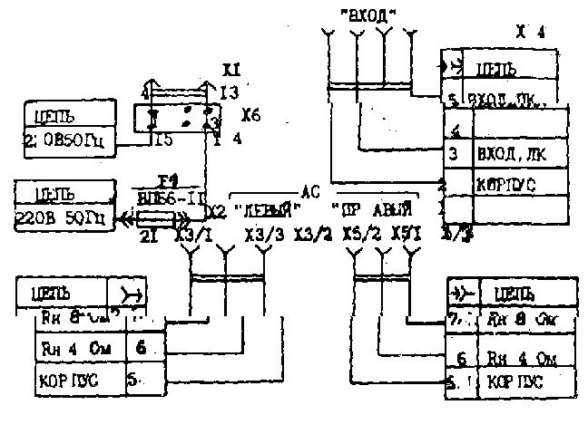 усилитель Прибой-75УМ-204С