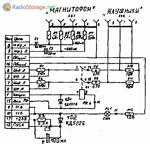 Корвет 50У-068С – ldsound.ru