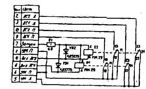 Схема барк 50у 068с 263