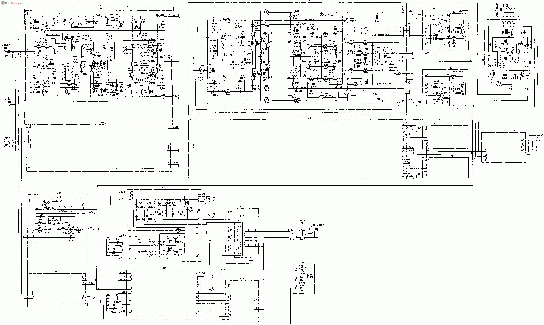 Схема на усилитель корвет 200ум-088с