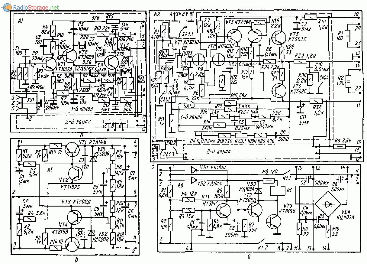 Принципиальная схема амфитон-002