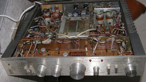 Усилитель Амфитон 50У-202С,