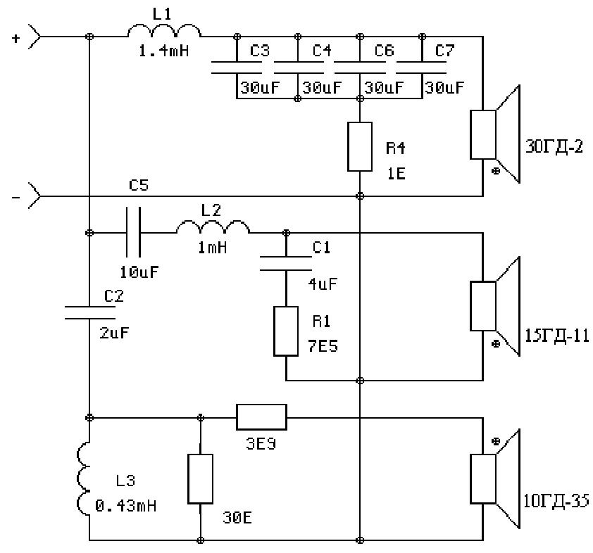 Акустическая система Амфитон