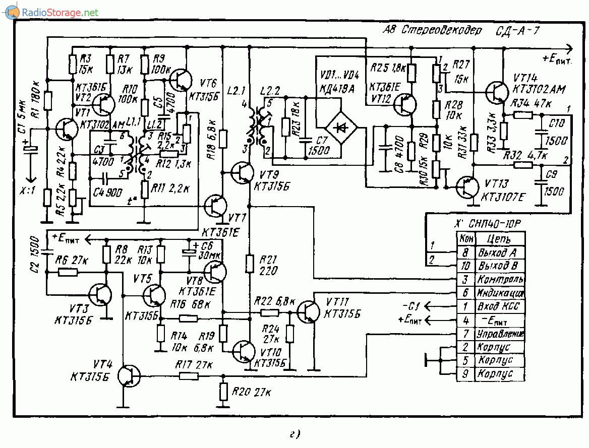 Музыкальный центр схема скачать фото 787