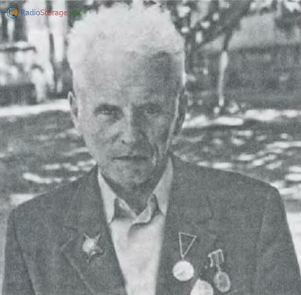 Лев Лазаревич Хургес - радист, боец-интернационалист