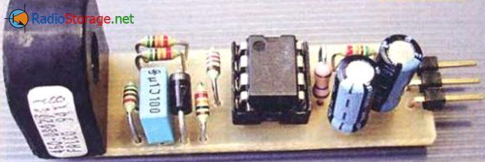 Внешний вид датчика тока
