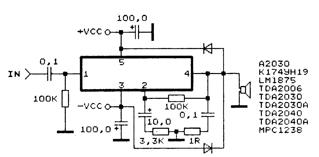Схемы с радио микросхемами фото 386