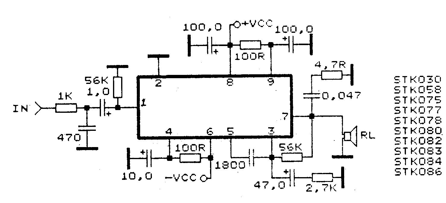 Схемы с радио микросхемами фото 555