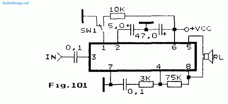 Микросхема мс34119 схема подключения