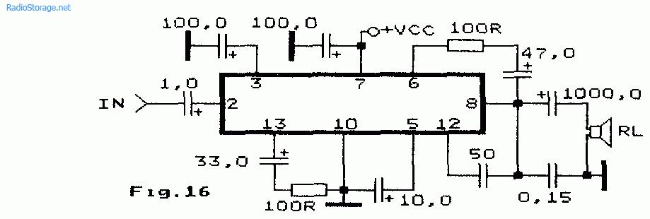 AN7120 (6В, 2Вт)