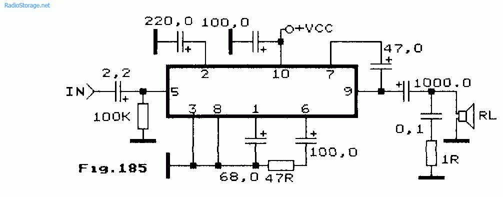 Интегральные микросхемы STK021, STK0 24, STK031 и STK035 фирмы Sanyo выполнены в корпусах SIP10 с 10 выводами и...