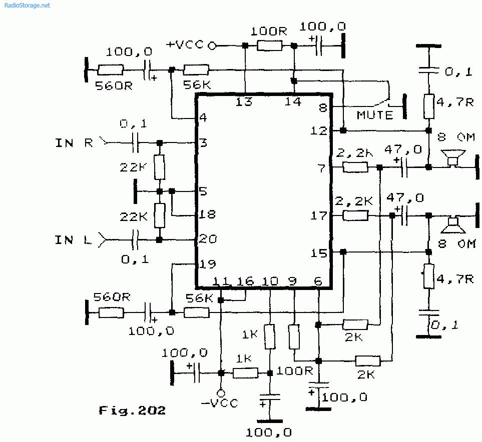 Схемы с радио микросхемами фото 478