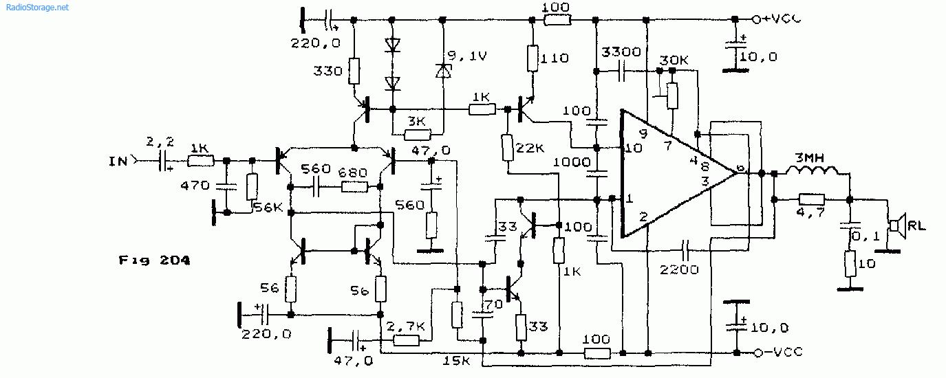 Интегральные УНЧ на STK8250,