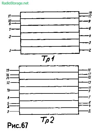 Схема мощного лампового