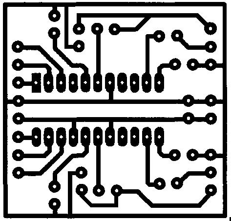 Схема включения эквалайзера
