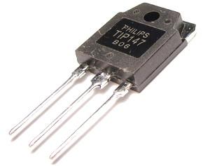 Внешний вид транзистора TIP147