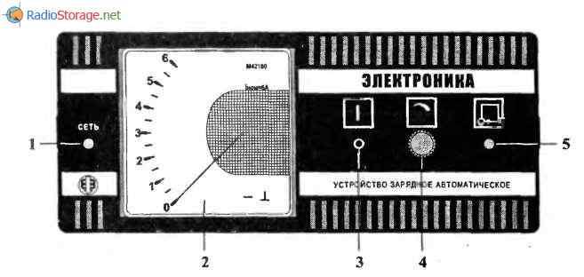Устройство зарядное электроника как пользоваться