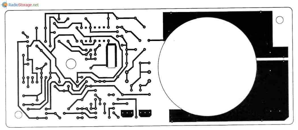 Автоматическое зарядное устройство ЭЛЕКТРОНИКА УЗ-А-6/12-6Д-УХЛ 3.1, схема
