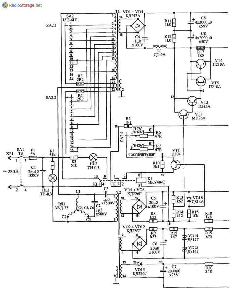 Источник постоянного тока
