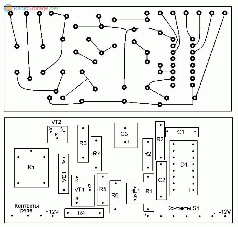 Электродвигатель 4п схема подключения