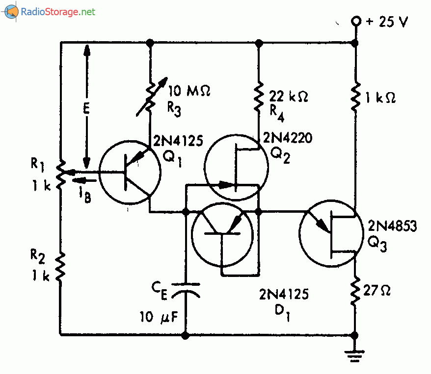 10 часов (4 транзистора)
