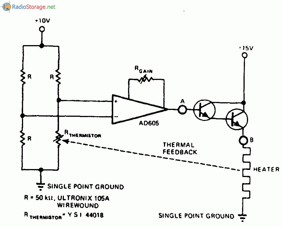 транзисторный ключ