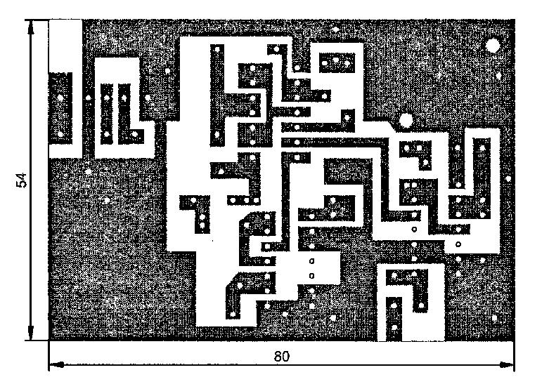 Схема металлоискателя повышенной чувствительности на микросхемах К561ЛЕ5.