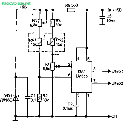 Простые термостабилизаторы на