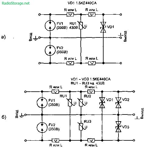 схема устройства зарядное автоматическое электроника