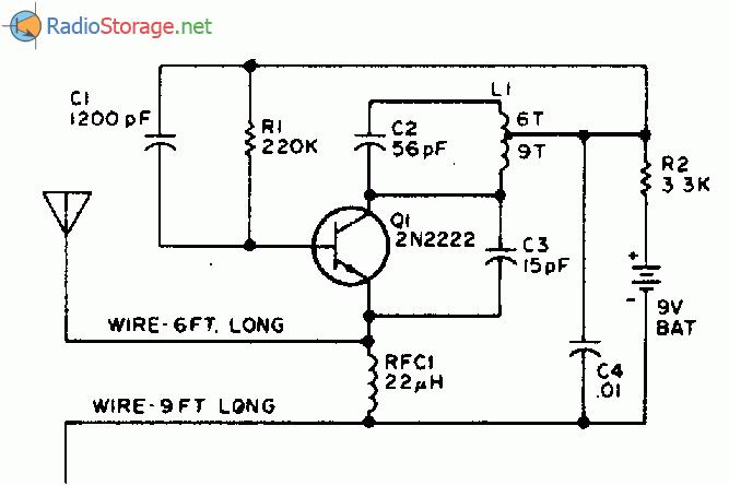 Радиоэлектроника принципиальные схемы и статьи самоделки