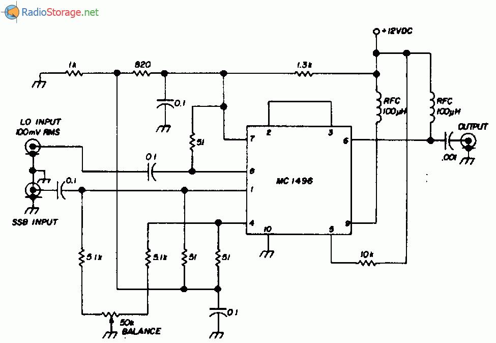 Предварительный уселитель для приёма ссб сигнала
