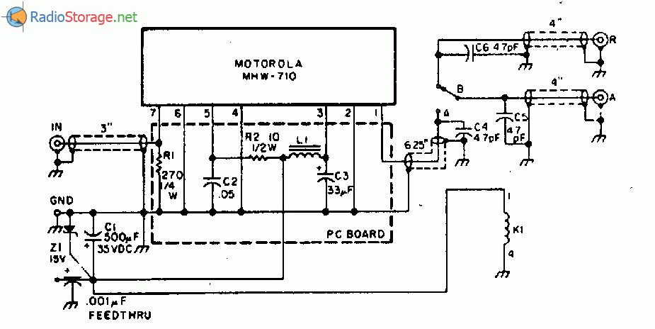 УKB-передатчик для диапазона