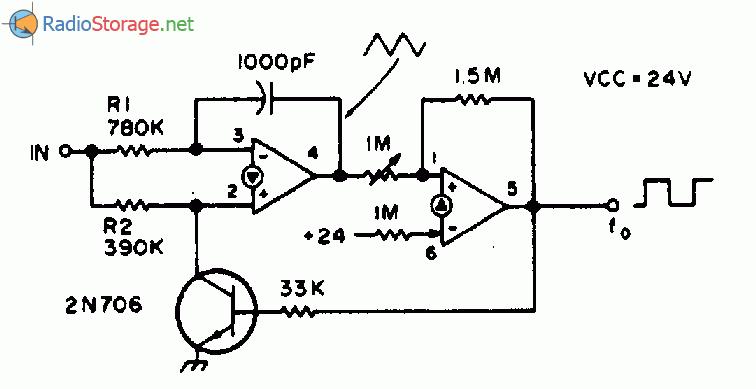 Линейный генератор с
