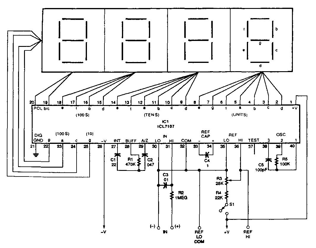 Схема к142ен3 двухполярный блок питания.
