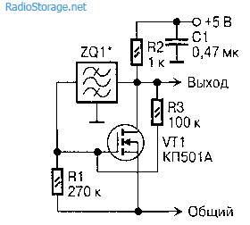 схемы генераторов вч на транзисторах