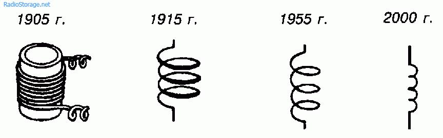 Схема из радиодеталей