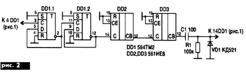 кГц или частоту любого из