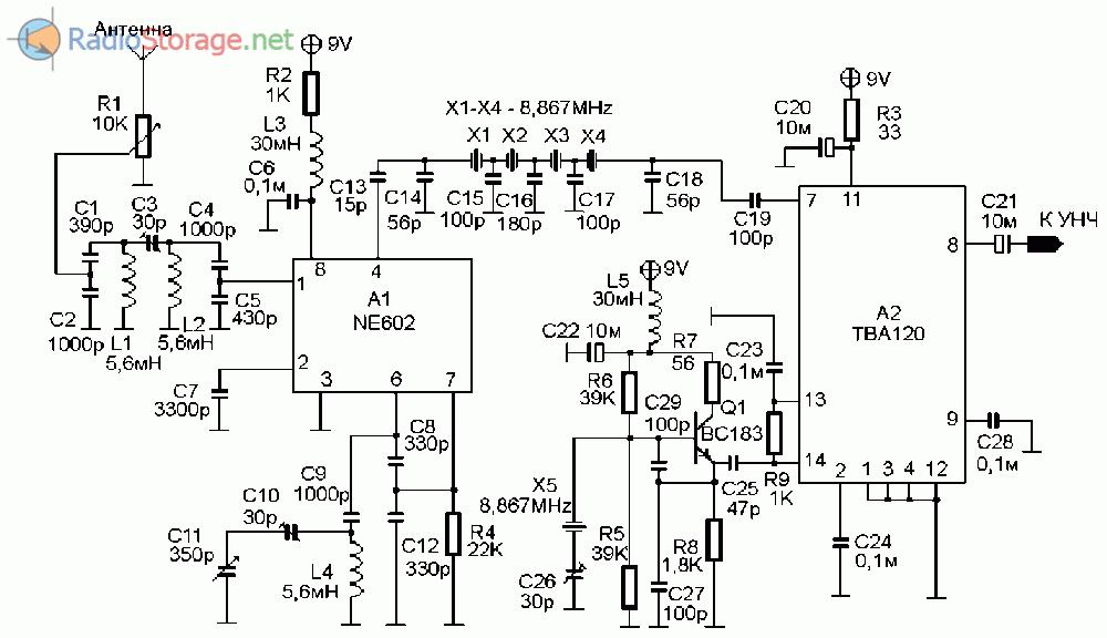 tba120u radio