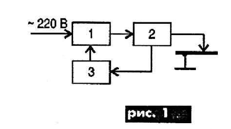 Схема простого сварочного